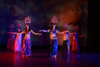 MNEMOSYNE dancers